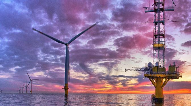 La cadena de suministro de energía eólica marina de Alemania está bajo presión