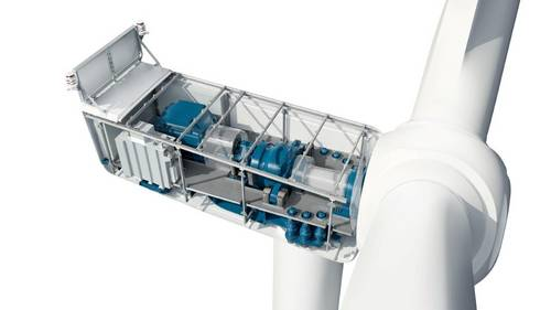 Nordex presenta nuevos aerogeneradores en la serie Delta4000 para sitios de energía eólica menos complejos