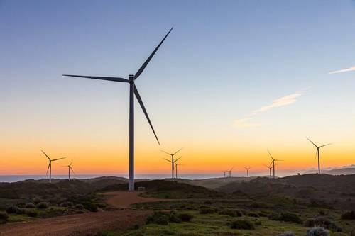 Energía eólica en Ucrania: el BERD financia parcialmente el parque eólico Dnepro-Bugsky