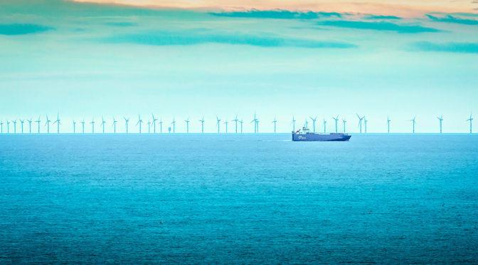 La energía eólica marina se quintuplicará en Europa en 2030