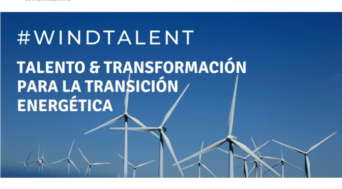 Jornada Talento & Transformación para la Transición Energética