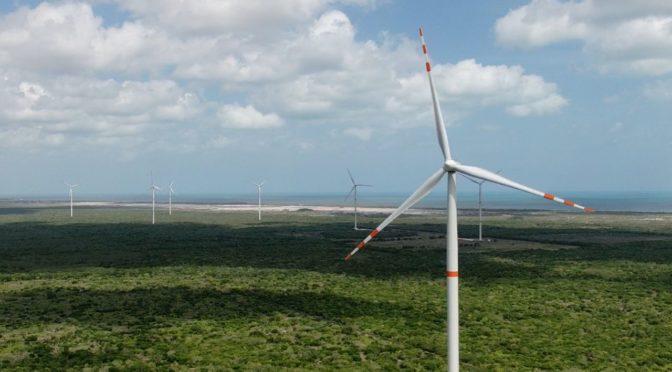 Energía eólica en México: tercera etapa del parque eólico Tres Mesas de ENGIE