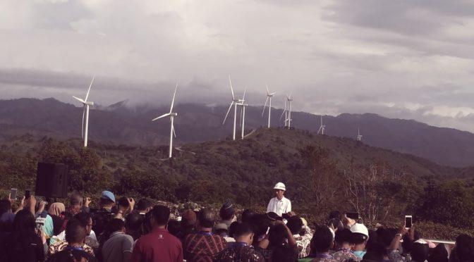 Indonesia podría generar 788 GW con eólica, solar, mareomotriz y geotérmica