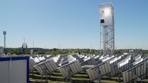 Termosolar: Proyecto SUN to LIQUID, transformar CO2 y agua en combustible
