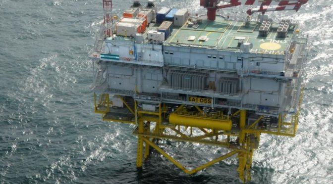 Iberdrola inicia la instalación de los 102 aerogeneradores del parque eólico marino East Anglia One