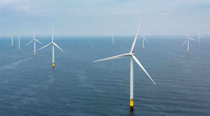 Dominion Energy propone un proyecto de energía eólica marina de 2.600 MW