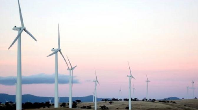 Energía eólica en Kosovo: el BERD presta 18 millones de euros al primer parque eólico
