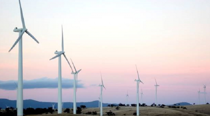 Eólica, BERD presta 58 millones de euros para financiar un parque eólico de 105 MW en Kosovo