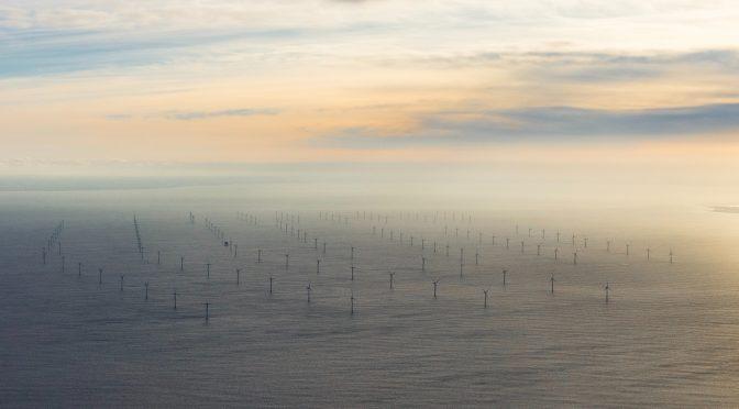 EDF seleccionada para el proyecto de energía eólica marina Dunkirk