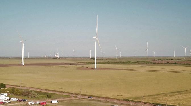 Eólica en Texas: Parque eólico de E.ON de 440 MW