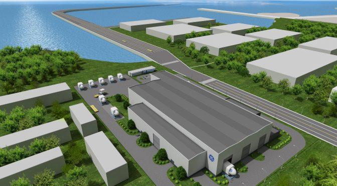 GE Renewable Energy abrirá una nueva fábrica de energía eólica marina en China