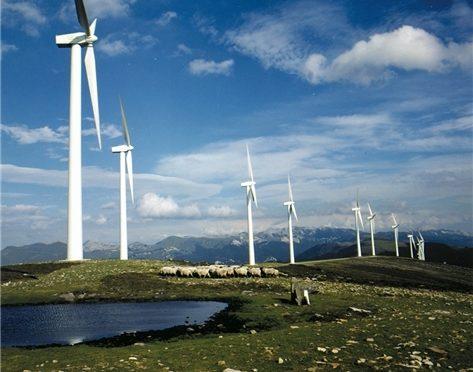 Iberdrola impulsa la energía eólica en Euskadi