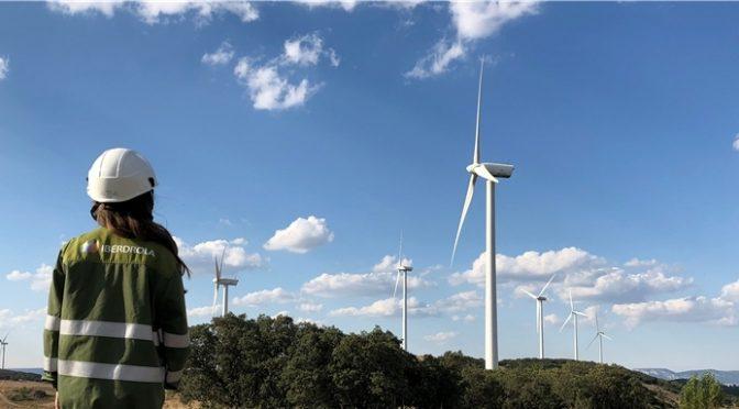Eólica en Castilla y León: Iberdrola y Caja Rural de Soria promoverán juntas el parque eólico Buniel