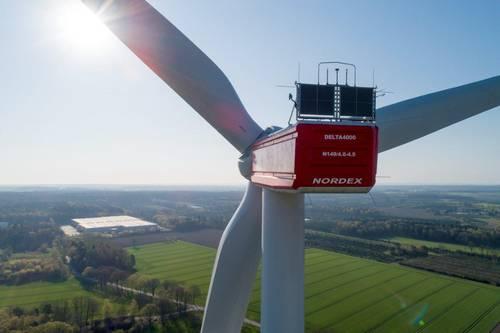 Energía eólica en Turquía, aerogeneradores de Nordex para un parque eólico de 120 MW