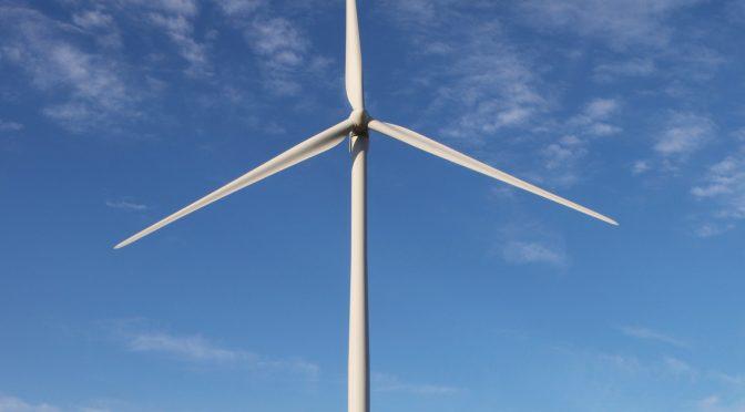 El parque eólico de Idaho podría estar entre las plantas de energía eólica más grandes