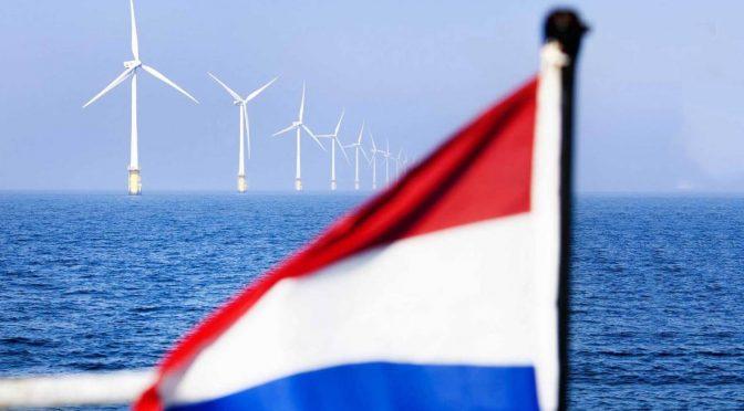Vattenfall gana la licitación para la energía eólica marina holandesa