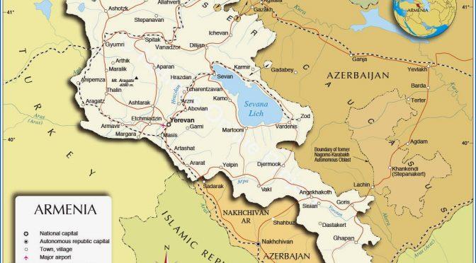 Masdar promueve las  energías renovables (eólica y solar) en Armenia