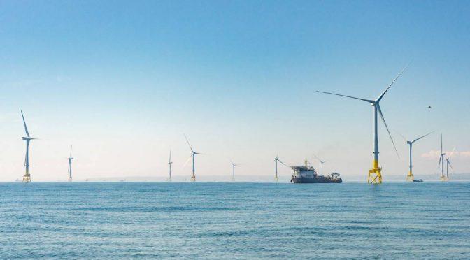 Nuevo impulso para los innovadores de energía eólica marina en el Reino Unido