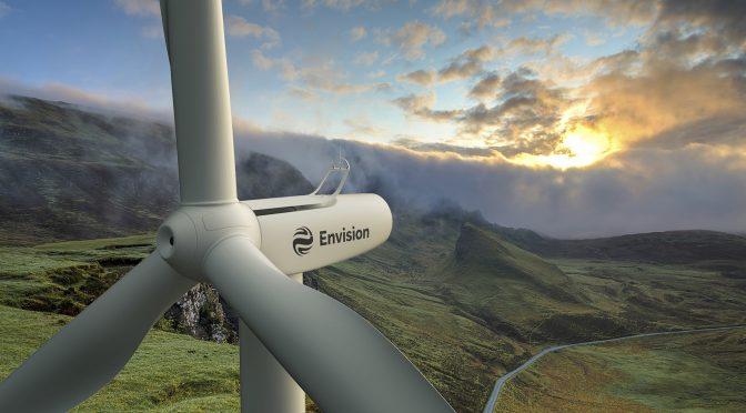 Envision Energy encarga 2 proyectos de energía eólica en Gujarat