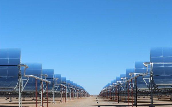 Abengoa bate récords con Xina Solar One, su tercera termosolar en Sudáfrica