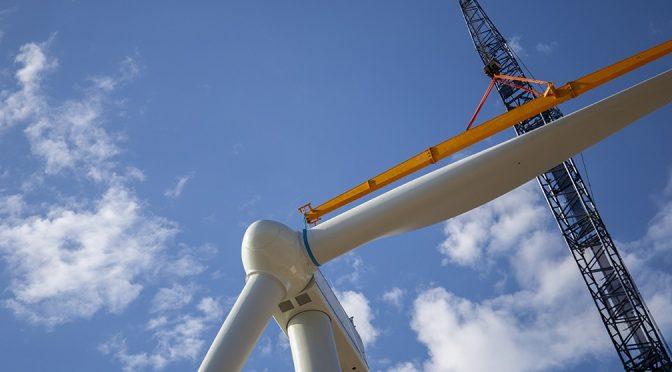 Enel Green Power inicia la construcción de la central eólica Partanna en Sicilia