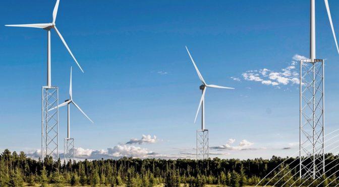 La eólica Nabrawind Technologies logra 1,7 M€ de financiación europea