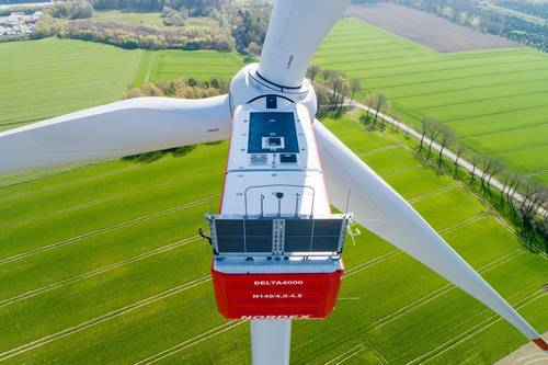 Nordex recibe contratos de energía eólica de 195 MW de Europa