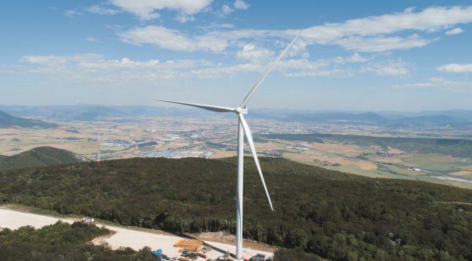 Siemens Gamesa suministrará 21 aerogeneradores por 95 MW de eólica en Estados Unidos