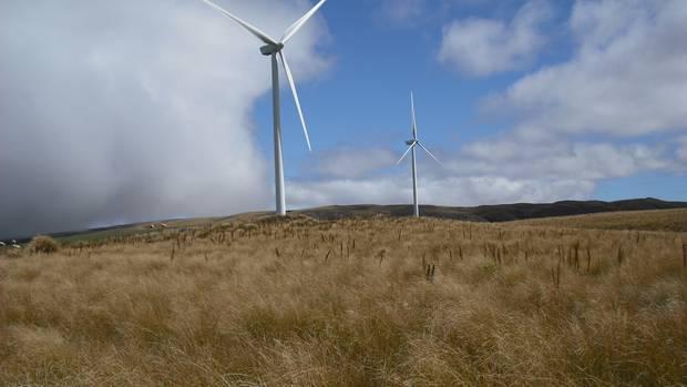 Eólica en Nueva Zelanda: avanza el parque eólico de Waverley