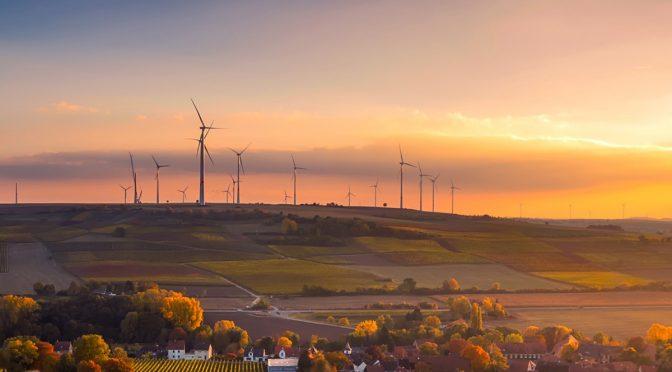 El crecimiento de la energía eólica en tierra de Alemania se desaceleró en 2019