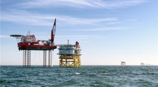 Iberdrola vende a GIG el 40% de su parque eólico marino East Anglia One