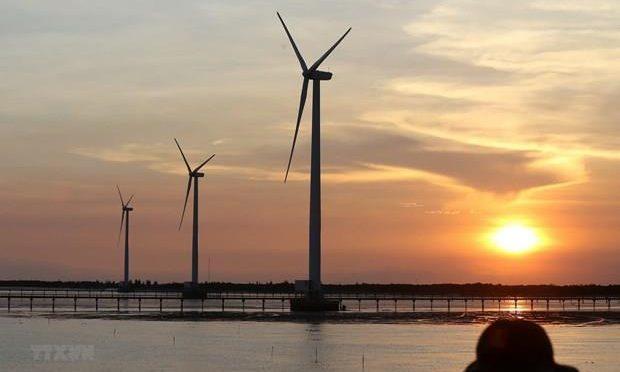 La energía eólica utilizará 5,5 millones de toneladas de cobre