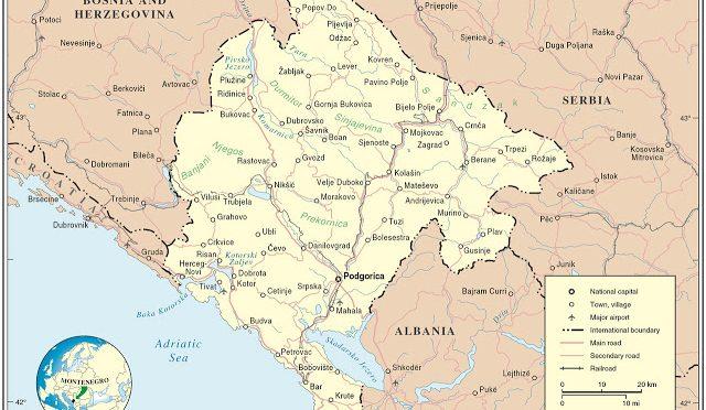 Energía eólica en Montenegro, préstamo del BERD para el parque eólico Gvozd