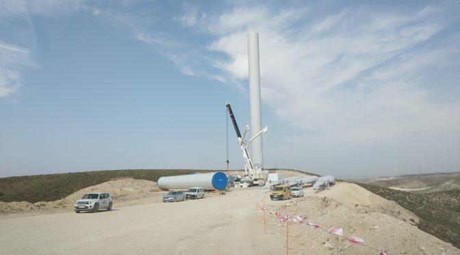 Eólica en Aragón: construccion parque eólico PPA BBVA