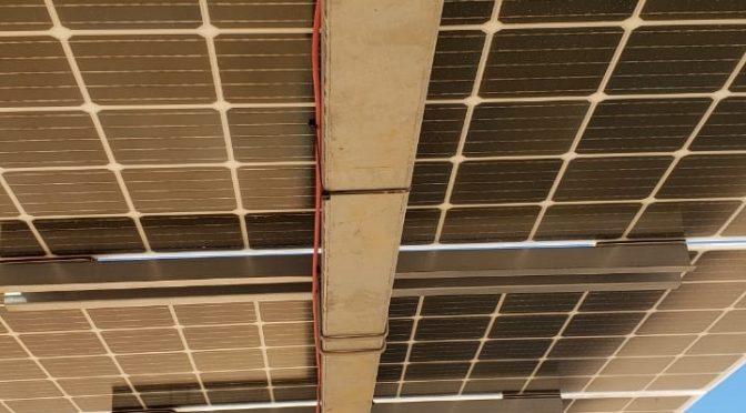 Acciona ha creado un hub o centro de innovación fotovoltaica en Chile