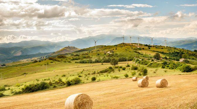 Apoyo público a la energía eólica
