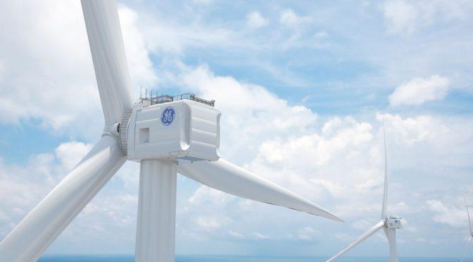 Haliade-X de 12 MW de GE, la turbina eólica marina más grande del mundo, realiza pruebas