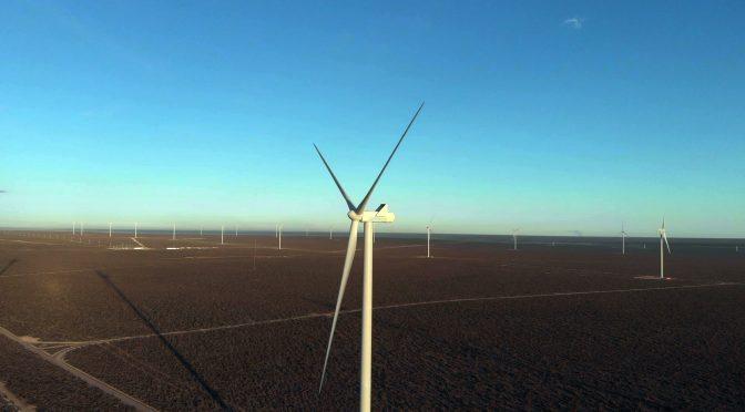 Eólica en Argentina: comienza a operar el parque eólico más grande