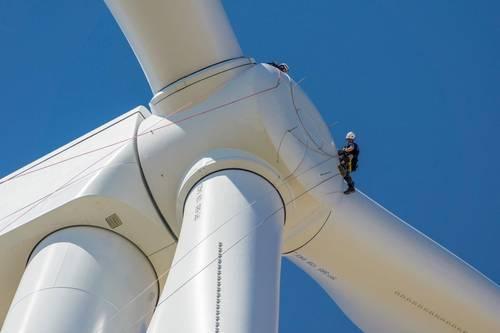 El 96 por ciento de las fábricas energía eólica de Europa continúan operando