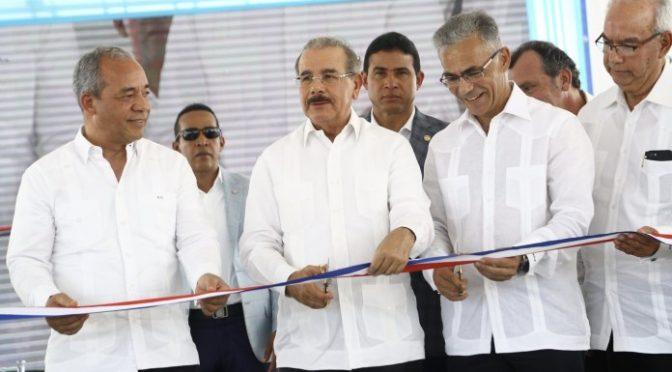 Eólica en República Dominicana: Parque Eólico Matafongo con 17 aerogeneradores