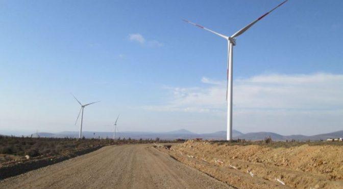 Energía eólica, cambio climático, CO2 y SF6 en perspectiva