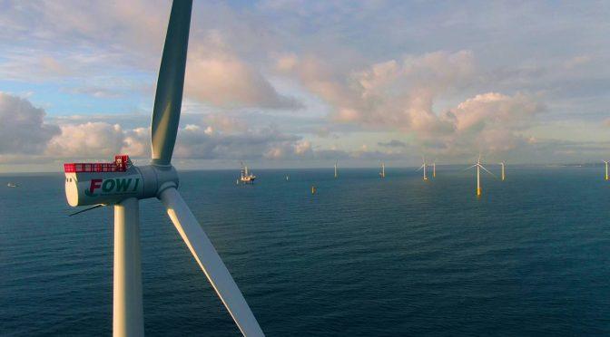 CSBC construirá un buque grúa CDWE para la industria de energía eólica marina en Taiwán