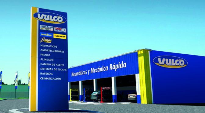 Vulco elige a Movelco para su adaptación al coche eléctrico