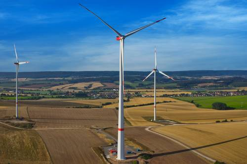 VSB y Nordex Group encargan turbina eólica de 4,5 MW