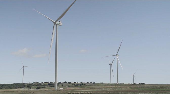 Enel Green Power España, inicia una central eólica de 51 MW de potencia en Cuenca