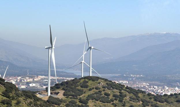 Energía eólica en Extremadura: avanza segundo parque eólico en Plasencia