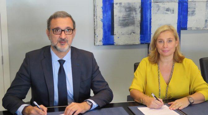 AEE y AENOR firman un acuerdo de colaboración para la formación en la energía eólica
