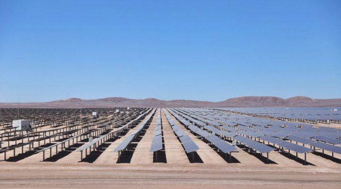 El promotor de energía termosolar Cerro Dominador planea otras centrales en Chile