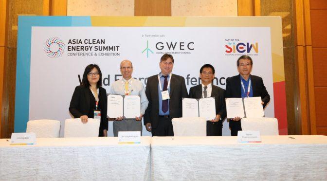 GWEC y socios regionales acelerarán el crecimiento de la energía eólica en el sudeste asiático