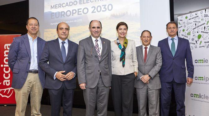El mercado eléctrico europeo está ya en proceso de adaptación a la alta participación de las energías renovables